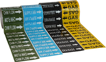 combination pipline tapes