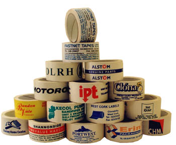 Fastnet Printed Tape in UK and Ireland