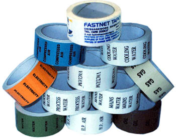 Fastnet Tapes - Custom Printed Tapes - Pipeline and hazard tapes